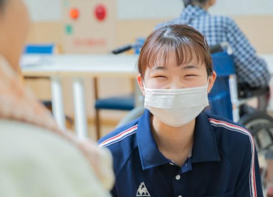 介護士Bさん